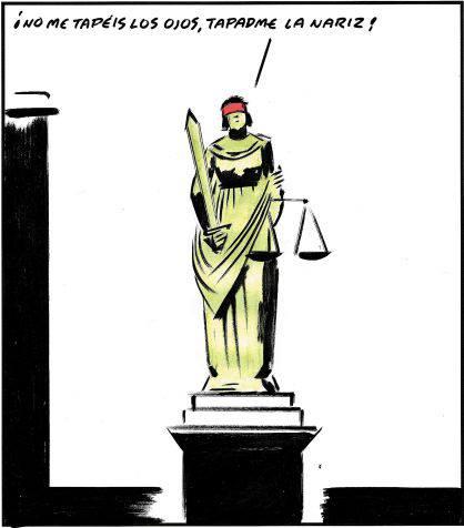 Resultado de imagen de justicia y no pasa nada