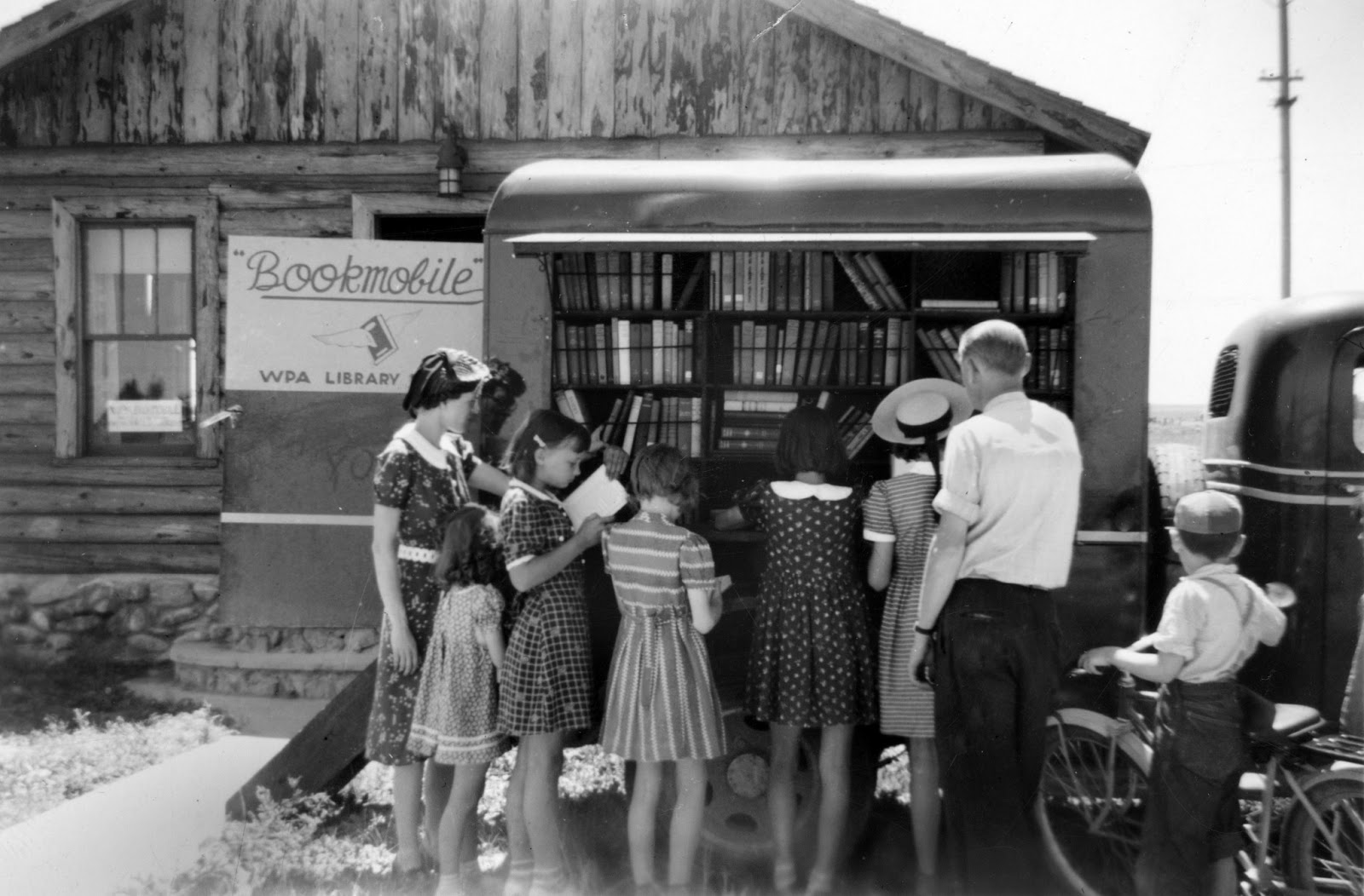WPA-Bookmobile