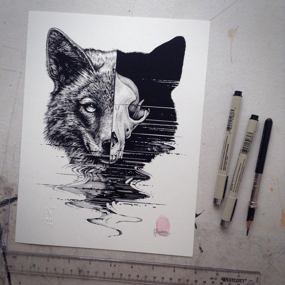glitch_wolf