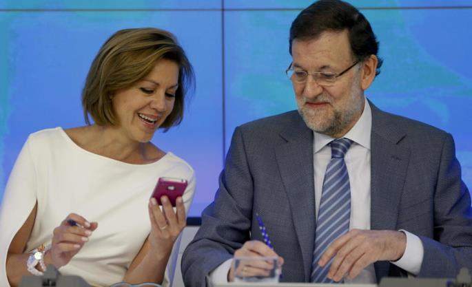 rajoy-cospedal-movil
