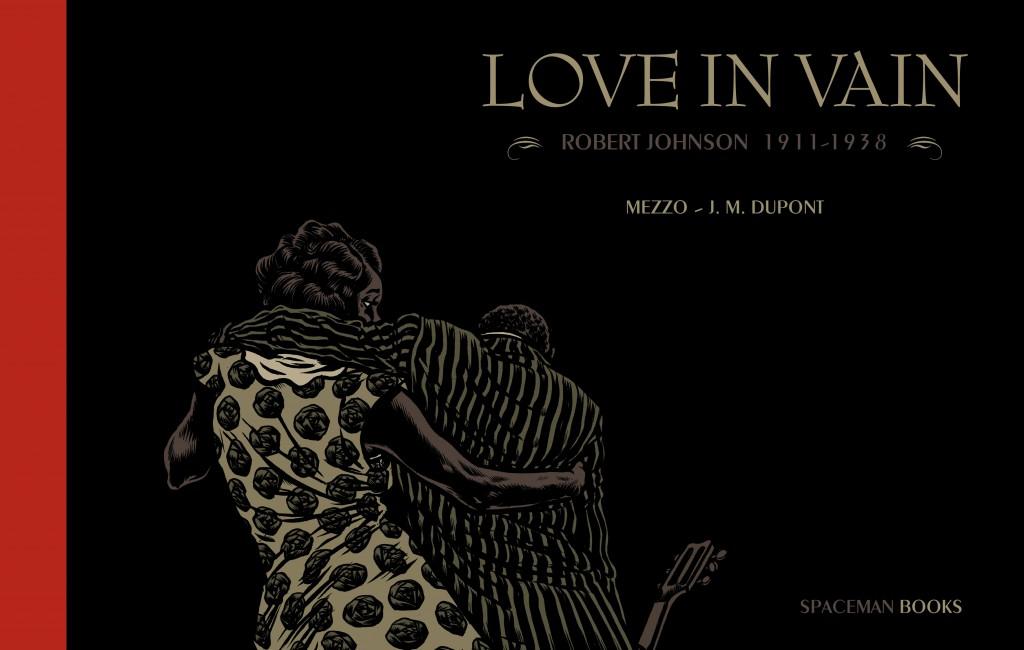 Cover LOVE IN VAIN info